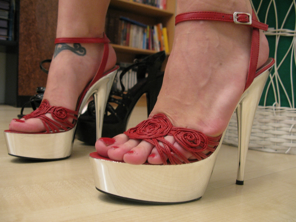 Shoe Play 2