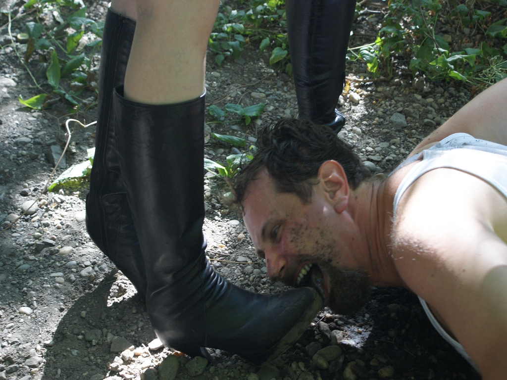 Boot Licking 33