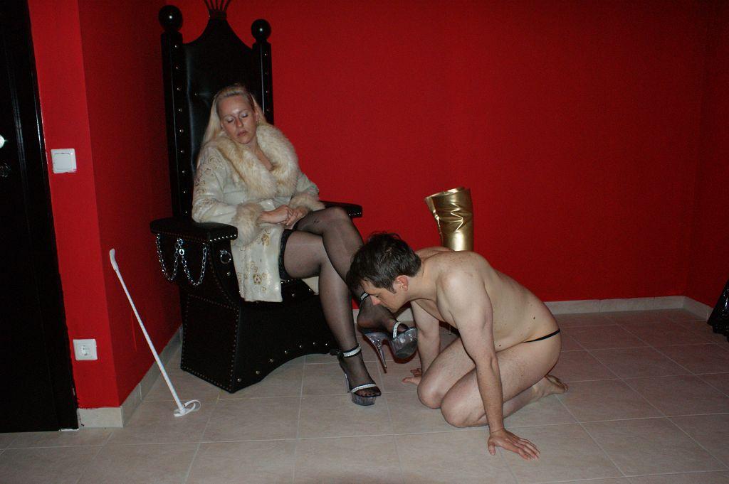 Shoe Worship 21
