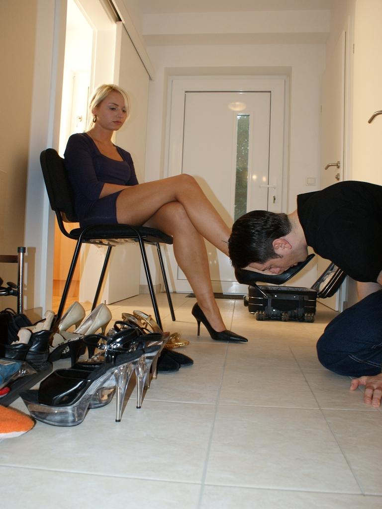 Shoe Worship 24