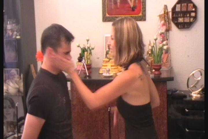 Face Slapping 6