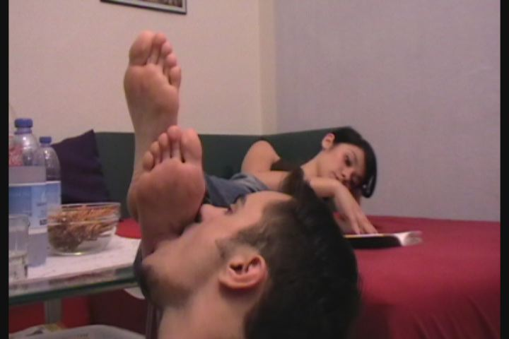 Foot Worship 215