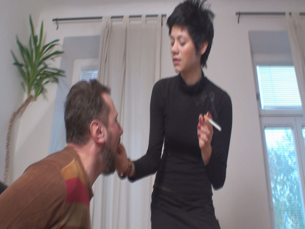 Dominant Smoking and Ashtray 8
