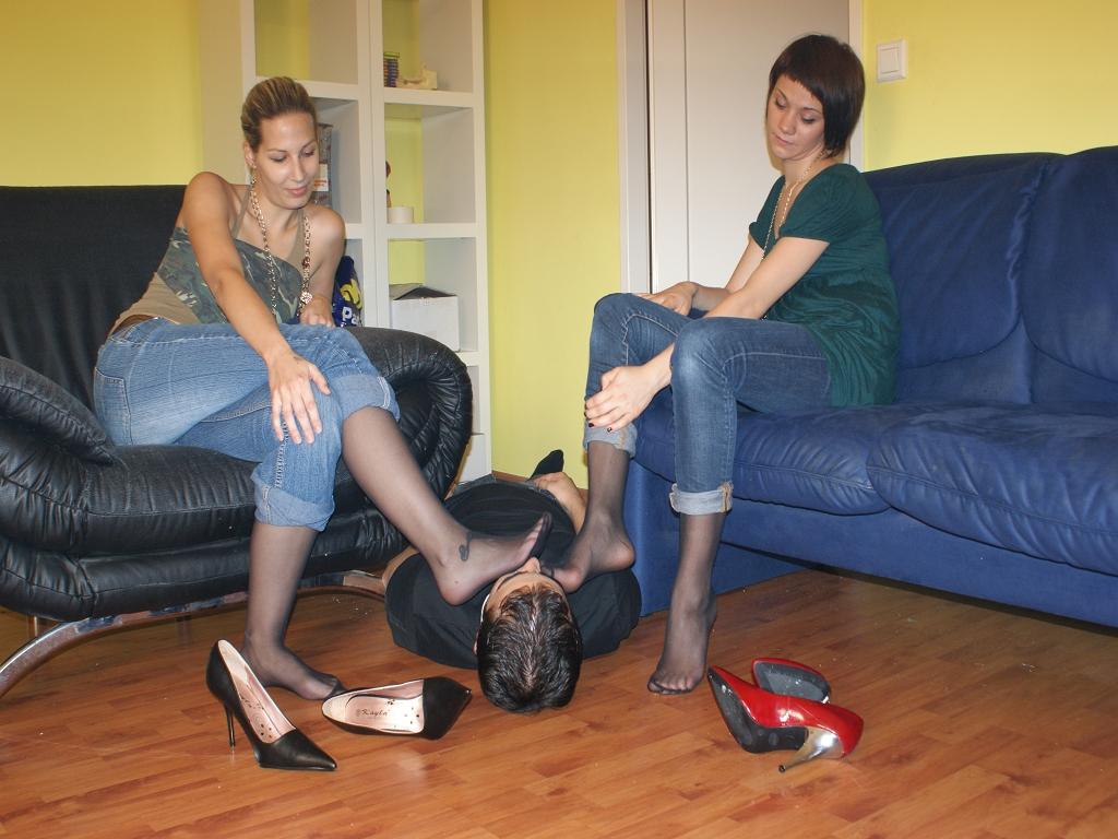 Feet Smelling 134