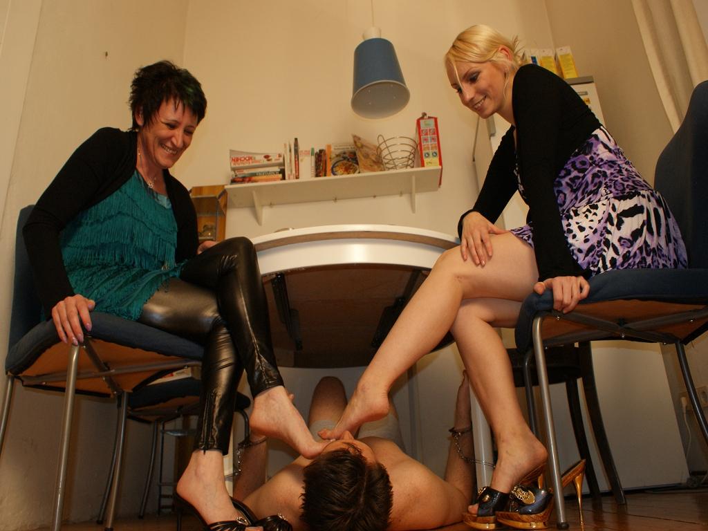 Feet Smelling 43