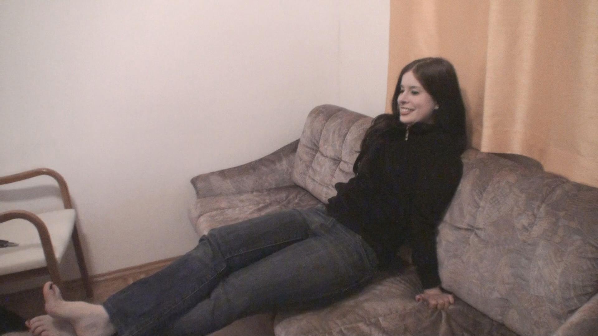 Jeans Sitting 205