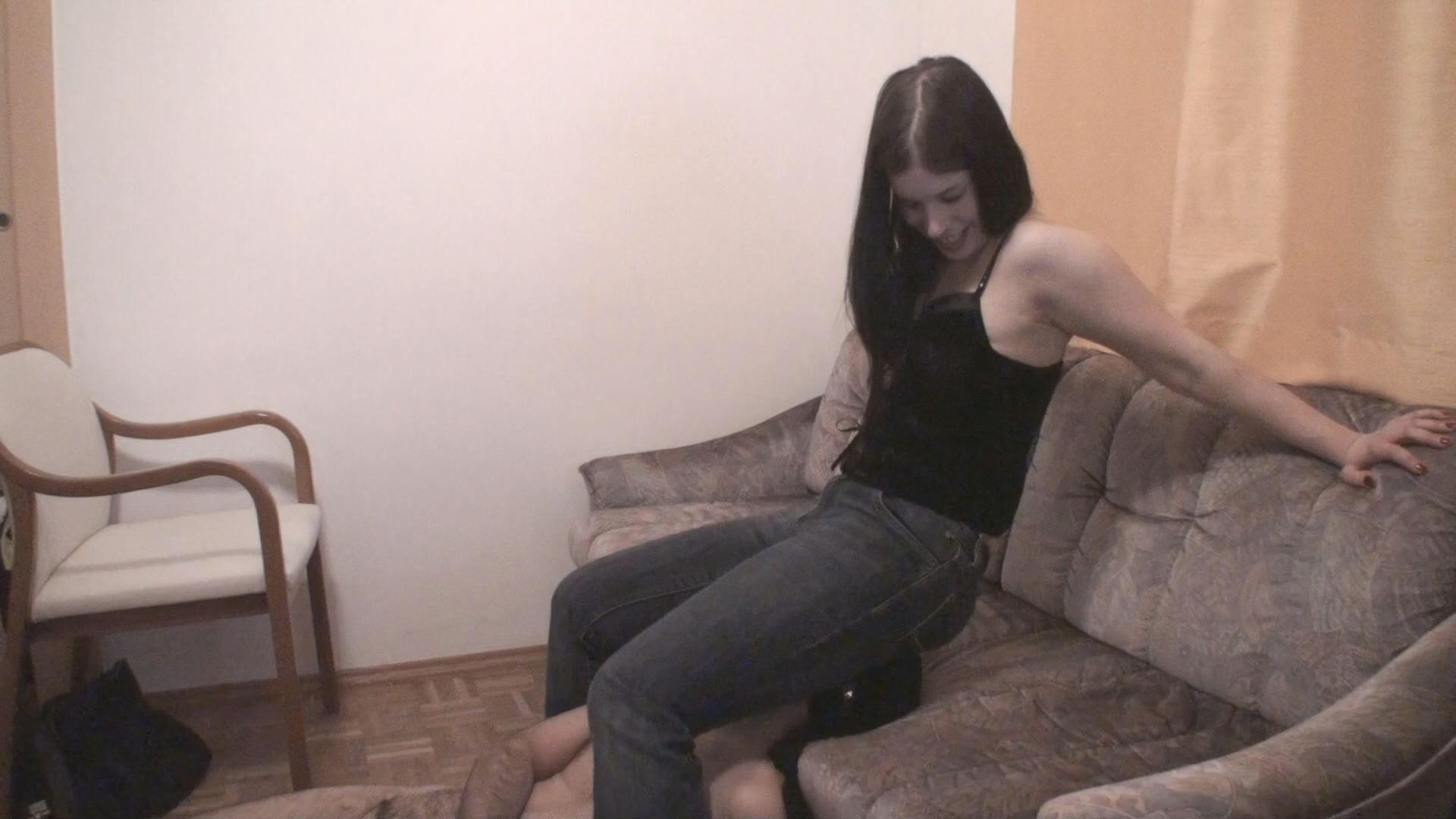 Jeans Sitting 204